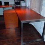 Mesa despacho. Liria