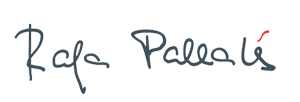 En Rafa Pallarés diseñamos y fabricamos escaleras, barandillas, mobiliario, mesas, estructuras etc… en hierro y acero inoxidable en combinacion con otros materiales como el vidrio, madera, etc…