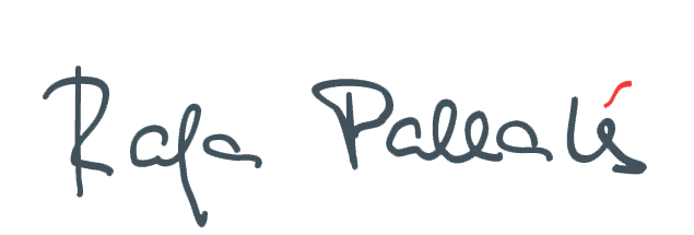 Rafa Pallarés, marca de alta calidad en el diseño y fabricación de los objetos de tu entorno más cercano en aluminio, acero inoxidable y hierro.